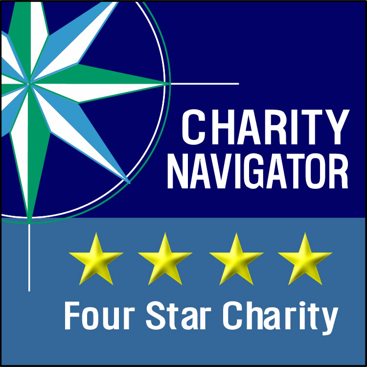 Charity Navigator's 4-star seal given to Habitat for Humanity
