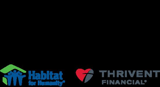 Thrivent Builds Logo
