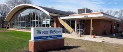 Habitat ReStore East store location